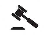 icon gavel update